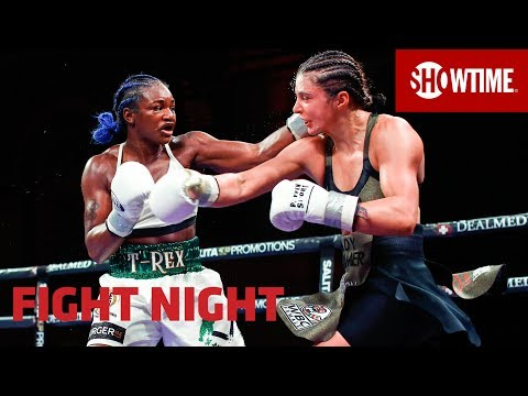 FIGHT NIGHT: Shields vs. Hammer | SHOWTIME Boxing