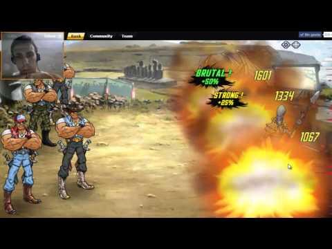 Mutants: Genetic Gladiators. INFORME SEMANAL: COBRAKAI. Jugando con Damty (Parte 38)