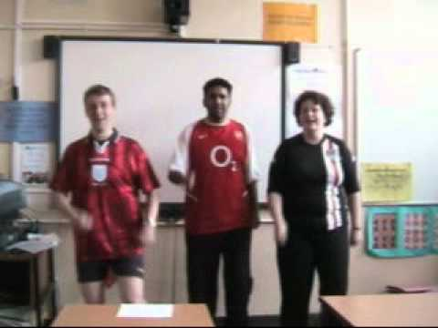 AMVC leavers video - Is this the way to Arthur Mellows.wmv