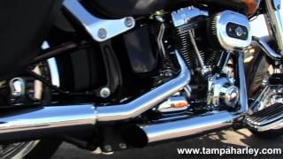 10. 2011 Harley Davidson CVO Softail Convertible  Models Motorcycles for Sale