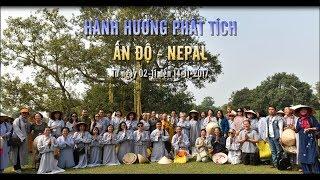 Hành hương Phật tích Ấn Độ - Nepal tháng 11-2017- P1