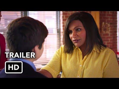 Champions (NBC) Trailer HD - Mindy Kaling comedy series