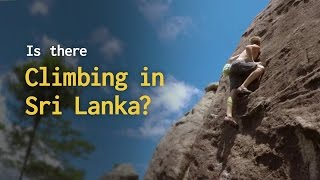 Is there climbing in Sri Lanka? by Average Climber