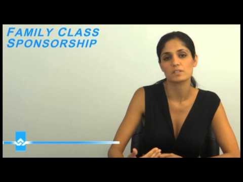 Family Class Sponsorship Video