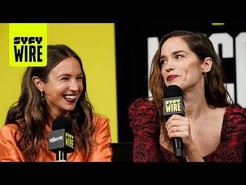 Wynonna Earp Season 4 Will Be Crazy | NYCC 2019 | SYFY WIRE