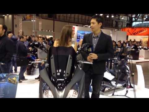 Vídeos Honda Forza 125