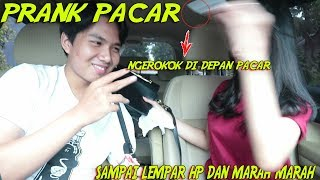 Video PRANK NGEROKOK DI DEPAN PACAR !!!! SAMPAI DI LEMPAR HP BENERAN !! MP3, 3GP, MP4, WEBM, AVI, FLV April 2019
