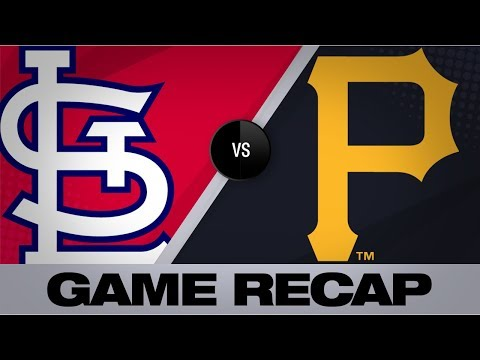 Video: Ozuna, Wainwright lead Cardinals past Pirates | Cardinals-Pirates Game Highlights 9/7/19