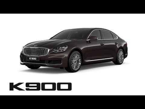 Introducing All-new K900 | Kia