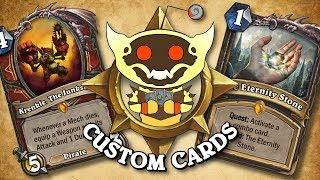 TOP CUSTOM CARDS OF THE WEEK #20 | Card Review | Hearthstone