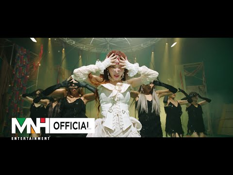 Play this video CHUNG HA мн вPLAY feat. млЁв Official MV