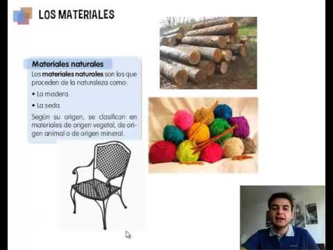Materiales naturales y manufacturados…¿qué los diferencia ...