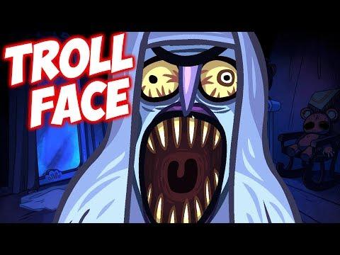 ЗАТРОЛЛИЛ МОНАШКУ \\\\ Troll Face Quest Horror