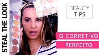 O Corretivo Perfeito | Steal The Look Beauty Tips