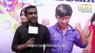 Music Director Pravin Saivi at Puthiyathor Ulagam Seivom Movie Press Meet