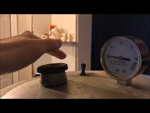 Presto Pressure Canner 101