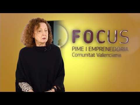 Rosina Gómez, Presidenta de Factoría Cultural, en #FocusPyme L'Alacantí[;;;][;;;]