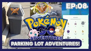 Pokemon GO - Parking Lot Adventures - Ep. 8 by ThePokeCapital