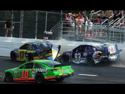 new hampshire - Missed the race? Check out this recap of all the action! For more NASCAR news, check out: http://www.NASCAR.com.