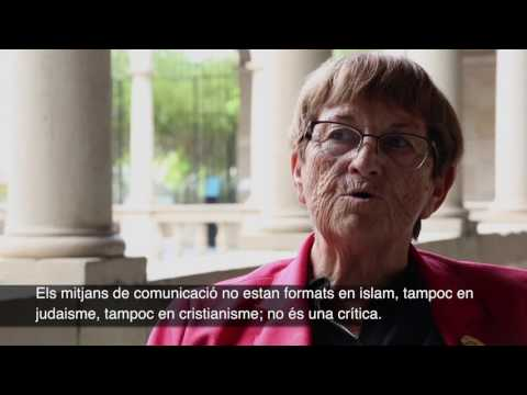 Dolors Bramon: «Anomenar 'gihadistes' els terroristes és un insult a l'islam»