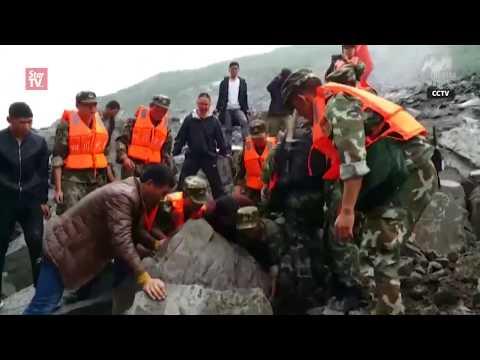 Video - Κίνα: Δεκάδες αγνοούμενοι μετά από κατολισθήσεις λόγω κακοκαιρίας