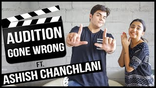 Video Audition Gone Wrong Ft. Ashish Chanchlani | MostlySane MP3, 3GP, MP4, WEBM, AVI, FLV April 2018