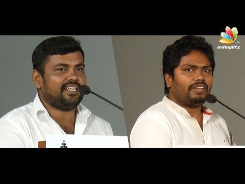 Kaali-Venkat-Speech-Director-Usha-stole-the-story-of-Raja-Manthiri-Pa-Ranjith-Kalaiarasan