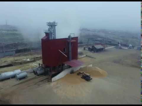 Зерносушильный комплекс в Красноярском крае успешно отработал первый сезон