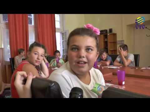 Tábor hátrányos helyzetű gyerekeknek