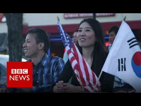Election 2016: Where are the Asian American voters? - BBC News