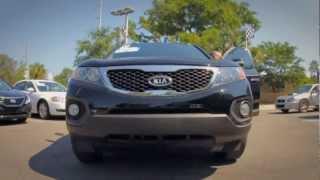 Autoline's 2011 Kia Sorento Base Walk Around Review Test Drive