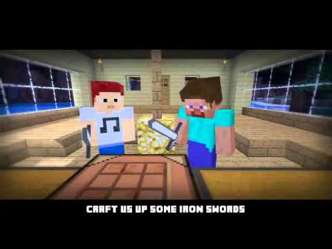 Hack That – A Minecraft Parody 1 Hour Loop HD