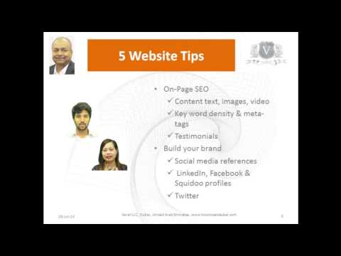 Self SEO Dubai | 5 Tips To Better Compete On The Internet