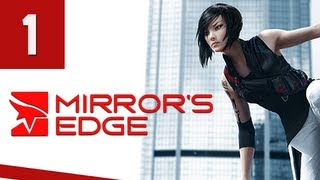 Mirror 39 s edge walkthrough part 1 intro prologue for Mirror gameplay walkthrough