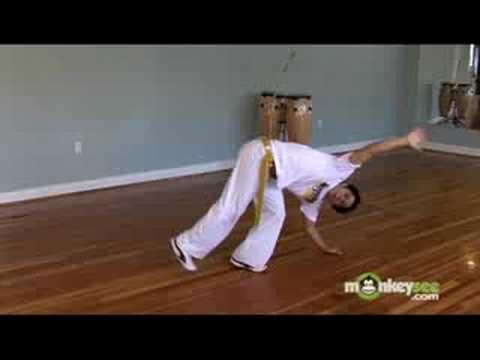 Capoeira - Acrobatics - Cartwheel
