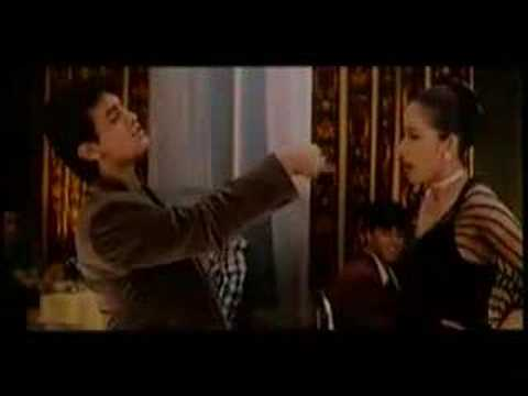 mann - This is a Hindi Song from the movie MANN. Cast: Amir Khan and Manisha Koriala, Anil Kapoor, Rani Mukherjee.