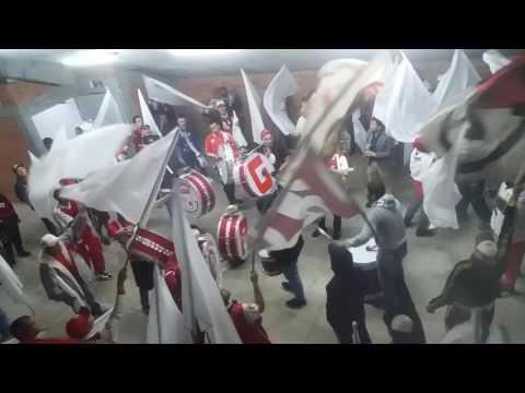 Previa lgars semifinal vs nacional - La Guardia Albi Roja Sur - Independiente Santa Fe