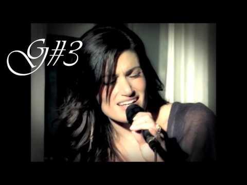 (HD) Idina Menzel Vocal Range (C3 – G6)