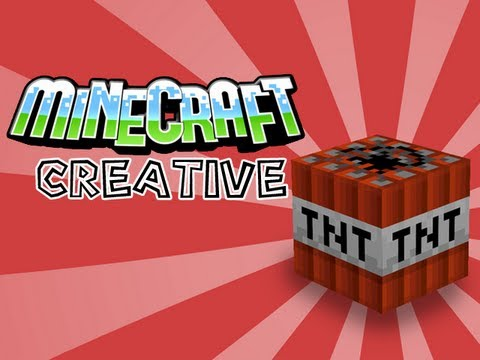MINECRAFT - CREATIVE: TNT