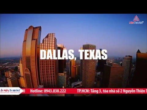 Dallas - Mê hoặc du khách bốn phương