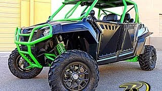 8. The Green Envy Signature Series Polairs RZR 4 XP 900 Custom From RideNow Peoria