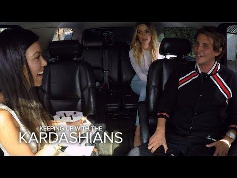 KUWTK   Kourtney Kardashian Plans a Sexy Surprise for Her Man   E!