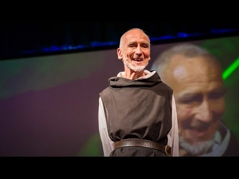 David - The one thing all humans have in common is that each of us wants to be happy, says Brother David Steindl-Rast, a monk and interfaith scholar. And happiness, ...