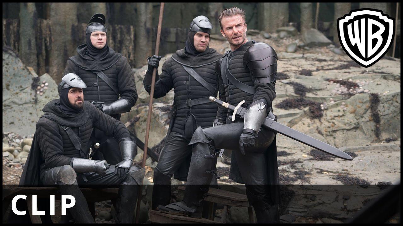 """King Arthur: Legend of the Sword – """"Both Hands"""" Clip – Warner Bros. UK"""