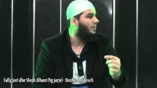 Fallgjori dhe Shejh Albani (Ngjarje) - Hoxhë Abil Veseli