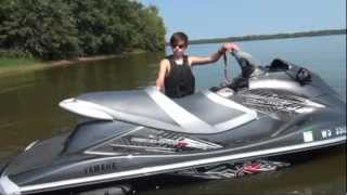 6. 2012 Yamaha VXR Waverunner review