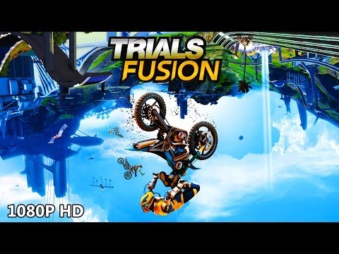 Awesome - TRIALS FUSION Review 1080P HD ▻Check Out The Game - http://j.mp/QdNxIx ▻Trailer Vid- http://j.mp/1h4kM6J ▻HikePlays - http://www.youtube.com/subscription_cen...