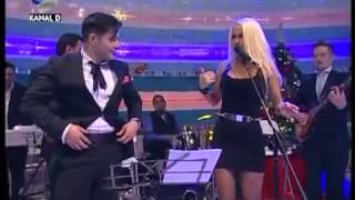 Jean de la Craiova & Anda Adam - Pusca si cureaua lata ( Kanal D ) Roata Norocului