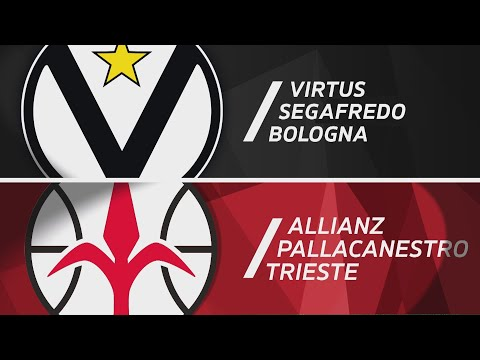 Serie A 2020-21 highlights: <br>Virtus Bologna-Pallacanestro Trieste