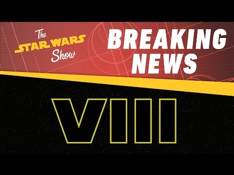 star wars episode viii title revealed!